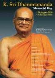 K. Sri Dhammananda