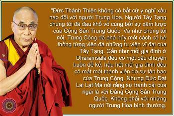 dalai lama and chinese