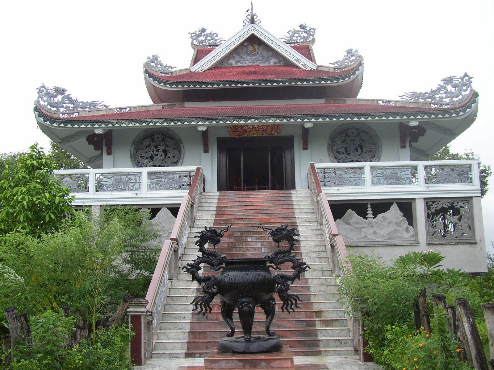 Kiến trúc chùa ở Việt Nam