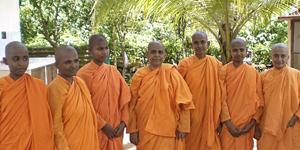 Tỳ kheo ni Tích Lan
