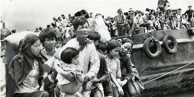 H4 Vũng Tàu Việt Nam, ảnh chụp tháng tư 1975