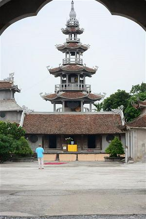 Chùa Cát Hộ xã Đông Thọ TP Thái Bình 4