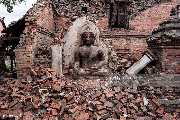 nepal earthquake David Ramos Getty Images