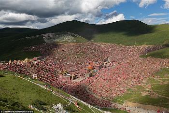 Học viện Phật giáo Larung Gar