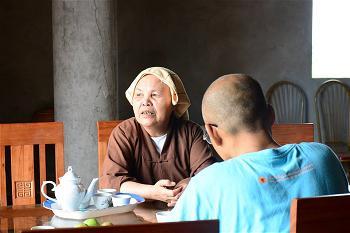 Su bà Đàm Thảo chùa Cát Hộ xã Đông Thọ TP Thái Bình 1 (1)