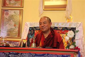 Khenpo Sodargye Rinpoche