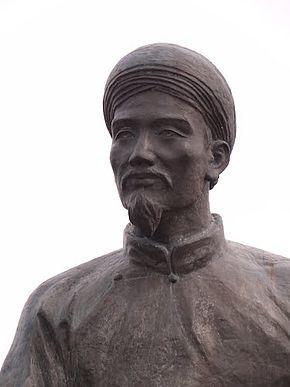 Image result for ảnh cụ nguyễn du