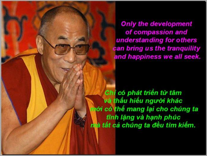 Danh Ngôn của đức Dalai Lama 14