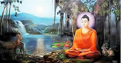 Đức Phật Thích Ca Thành Đạo
