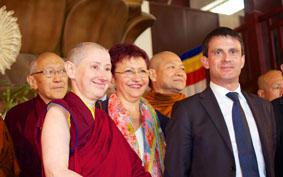 H 3 Lễ Phật Đản tại ngôi chùa của Tổng Hội Phật giáo Pháp