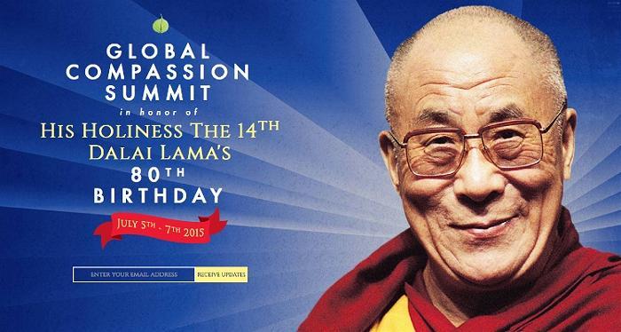 Dalai Lama's 80th Birthday