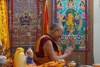 dalai lama teaching 6