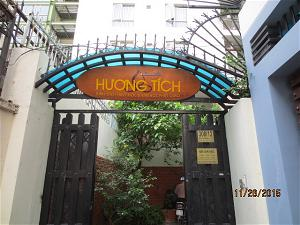Thư Quán Hương Tích Phật Việt