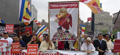 the Dorje Shugden sect accuse dalai lama