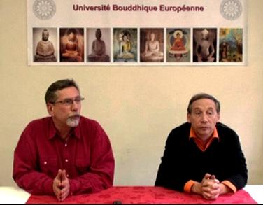 Dominique Trotignon and Philippe cornu