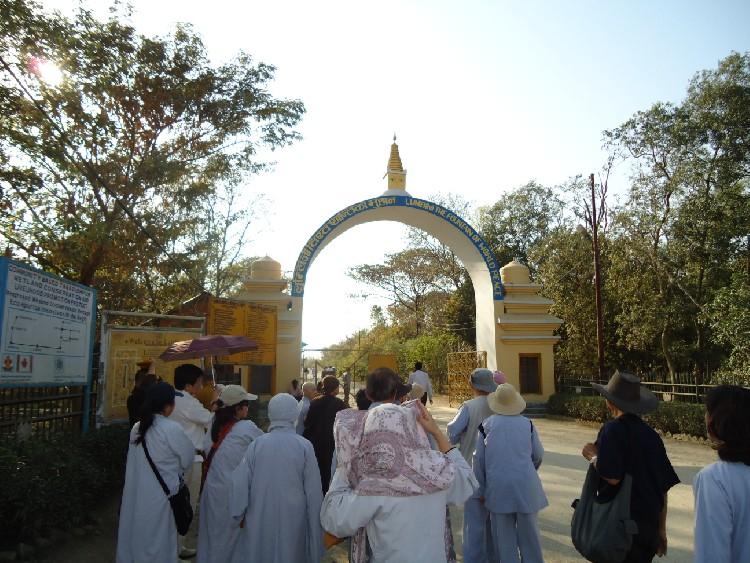 lumbini-gate