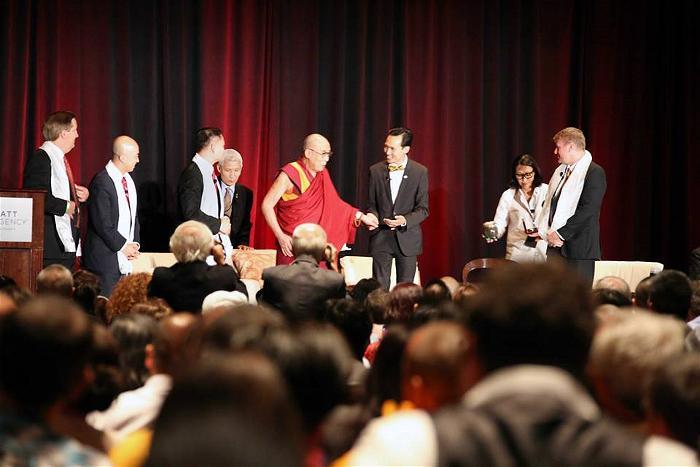 dalai lama at garden grove 7
