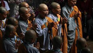 Các tỳ kheo ni Viet Nam