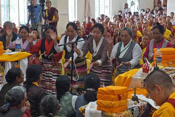 dalai lama teaching 7