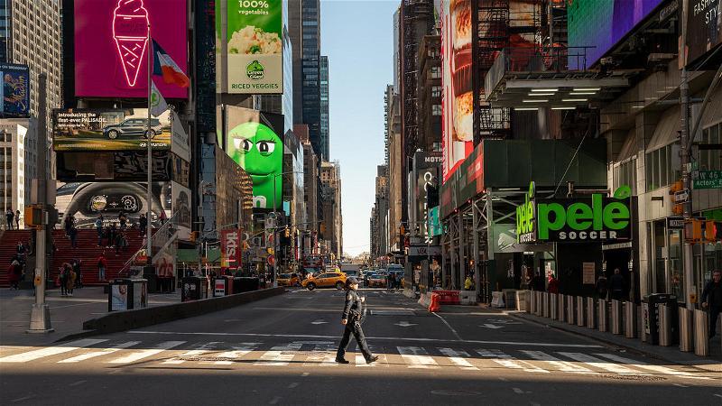 Covid-19 New York