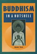 buddhism in a nutshell book cover