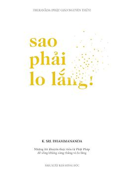 Sao Phải Lo Lắng cover