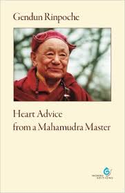 Heart Advice of Mahamundra Master