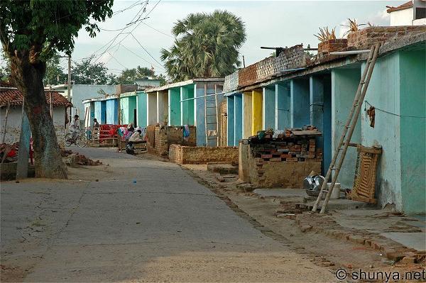 thanhdao-bodh-gaya-dwellings