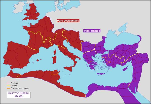 H.1 Đế quốc La-mã
