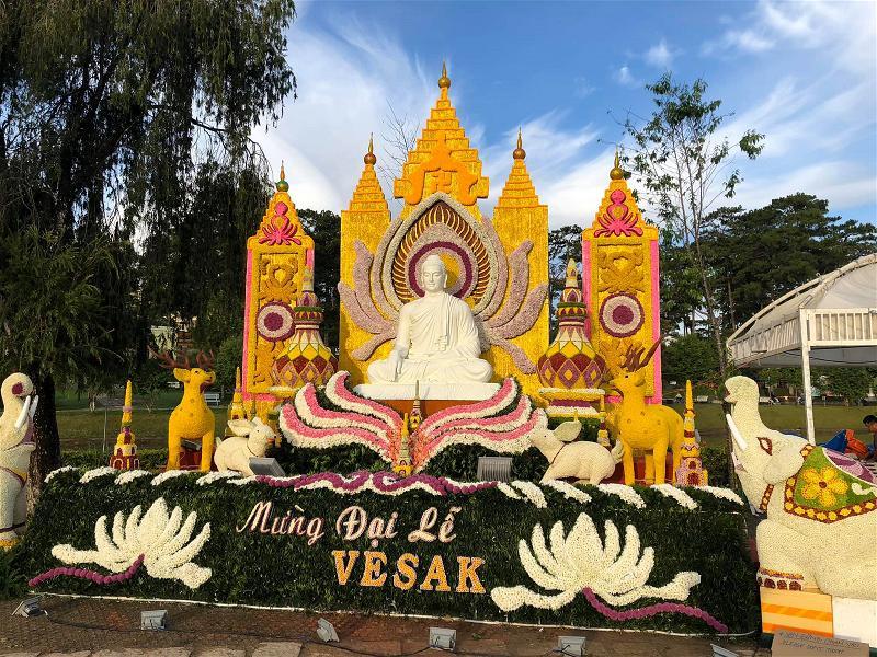 Lễ Phật Đản Mùa Dịch