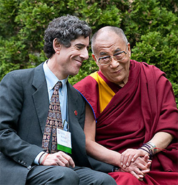 Dr. Richie Davidson and Dalai Lama