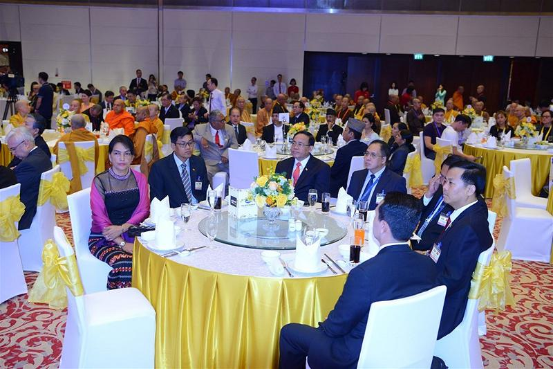 Gala Dinner in Hanoi Vesak 16