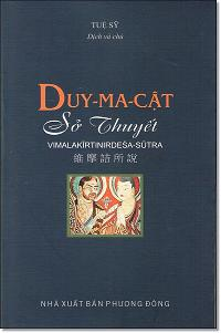 Duy Ma Cật Sở Thuyết cover