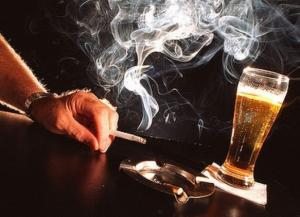 Hút thuốc, uống bia có vi phạm giới luật? - Phật Học Vấn Đáp - THƯ VIỆN HOA  SEN