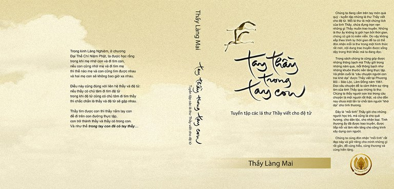 Tay Thay Trong Tay Con Thich Nhat Hanh