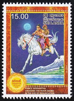 Tem-Vesak Sri Lanka 2014-2