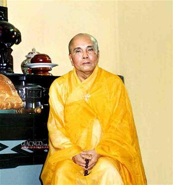 Hòa thượng Thích Trí Quang