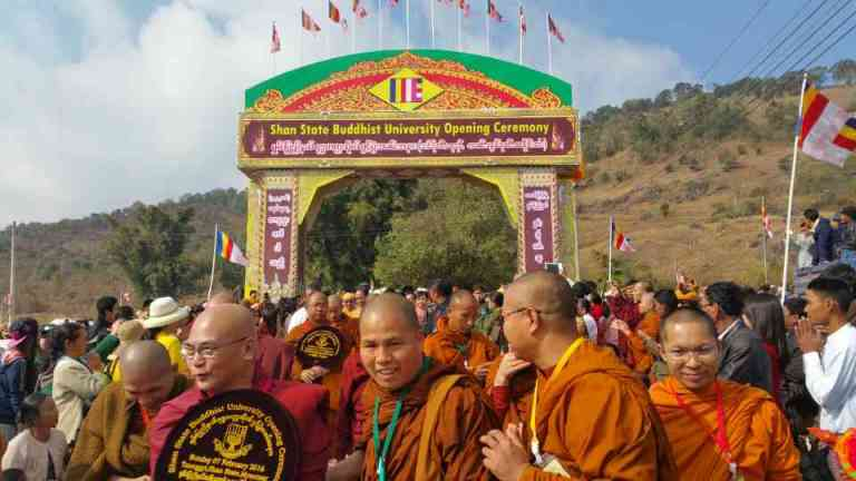 Shan State Buddhist University 5