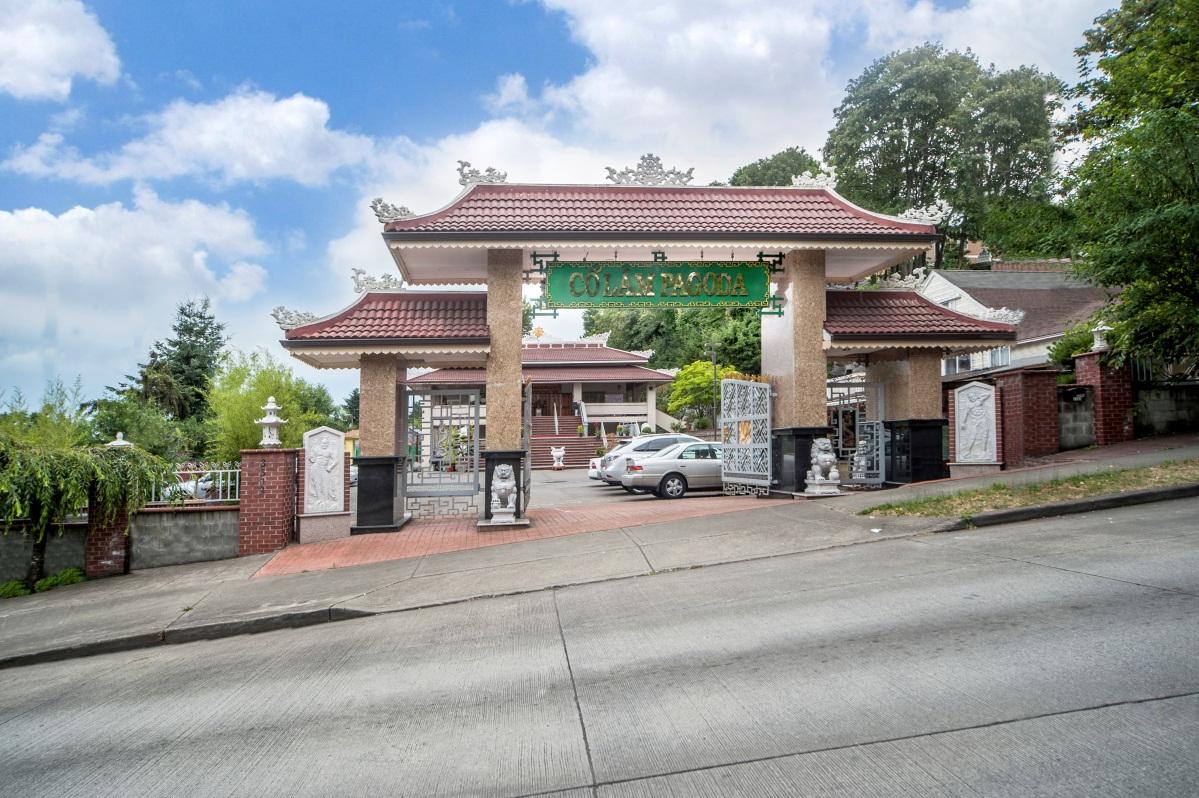Image result for chùa cổ lâm seattle