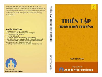 Book Cover Thien Tap Trong Doi Thuong