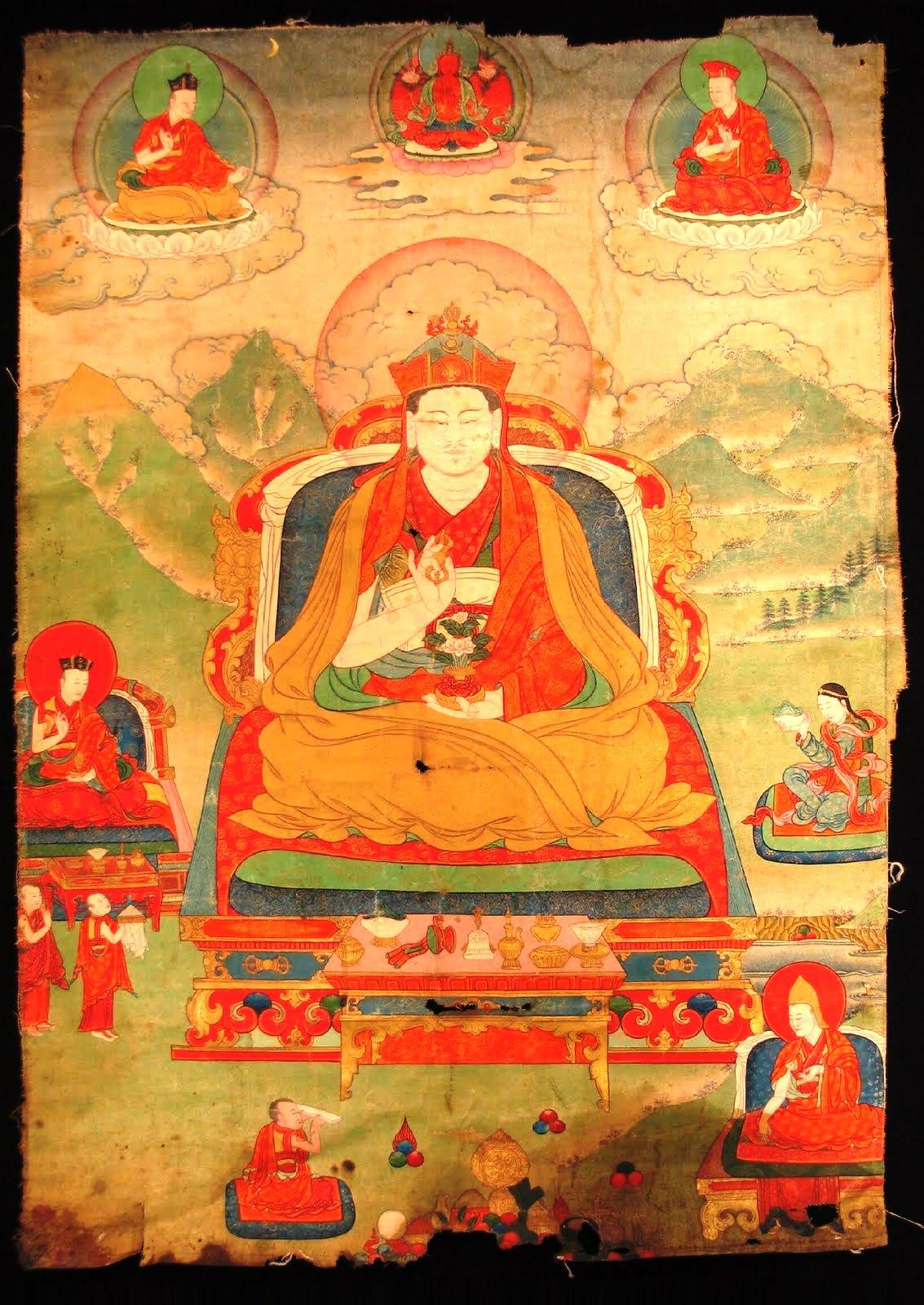 Cuộc Đời Đức Chokgyur Lingpa - Kim Cang Thừa - THƯ VIỆN HOA SEN
