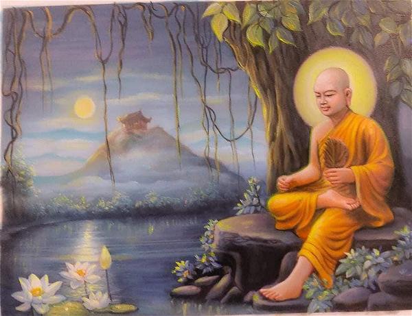 7 điều di huấn của một thiền sư - Phật Học Ứng Dụng - THƯ VIỆN HOA SEN