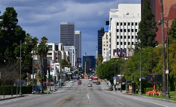 Covid-19 Los Angeles 4