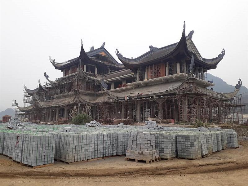 Xem Chùa Tam Chúc Hà Nam: Trung Ương Giáo Hội Phật Giáo Việt Nam Đi Thị Sát Và Chuẩn