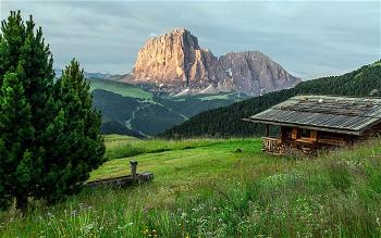 mountain-hut