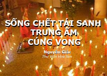 song chet tai sinh trung am cung vong