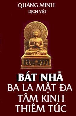 Bat Nha Ba La Mat Da Tam Kinh Thiem Tuc