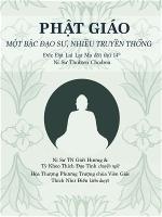 Bìa PG-Mot Bac Dao Su- TN Gioi Huong chuyen Viet Ngu