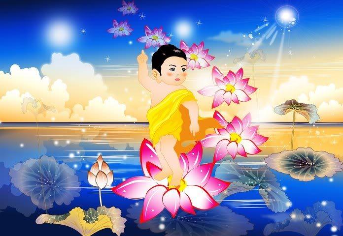 Kết quả hình ảnh cho Phật đản