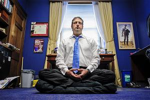 Tim Ryan meditation